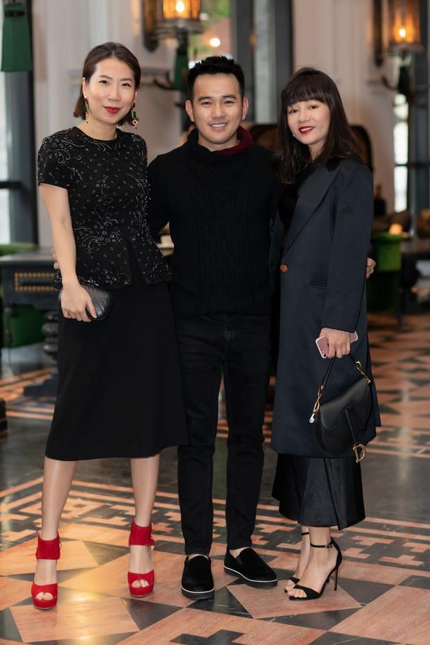 Chẳng ngán cái lạnh Sapa, Ngọc Trinh và Kỳ Duyên lên đồ sexy dự show của NTK Lê Thanh Hòa - Ảnh 28.