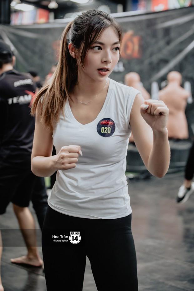 9 nữ nhân tiềm năng cho thế hệ đả nữ màn ảnh Việt: Đồng Ánh Quỳnh - Lily Nguyễn ra đòn máu lạnh, xuất hiện thêm nữ gymer cơ bắp ăn đứt Thanh Sói - Ảnh 16.
