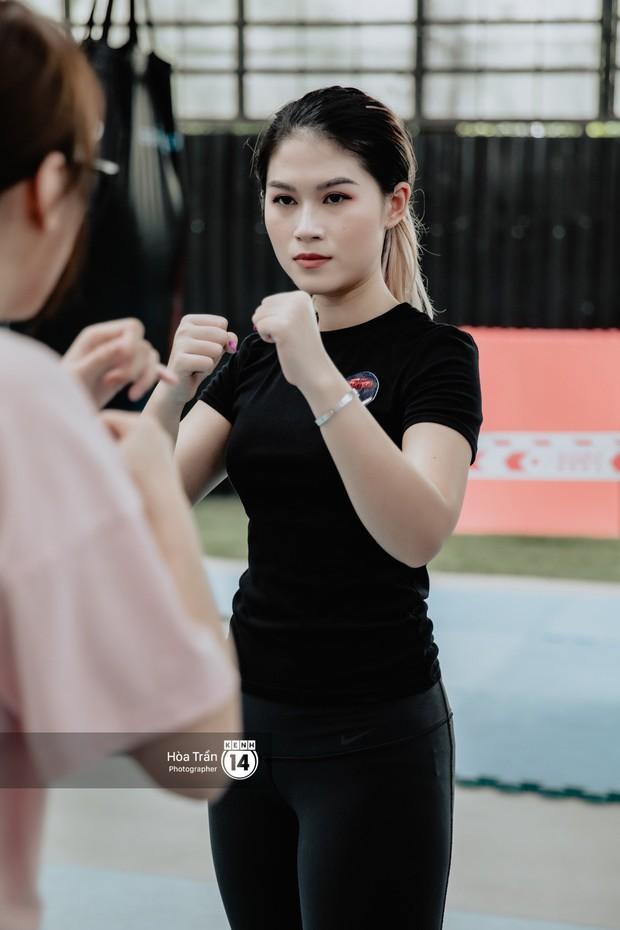 9 nữ nhân tiềm năng cho thế hệ đả nữ màn ảnh Việt: Đồng Ánh Quỳnh - Lily Nguyễn ra đòn máu lạnh, xuất hiện thêm nữ gymer cơ bắp ăn đứt Thanh Sói - Ảnh 21.