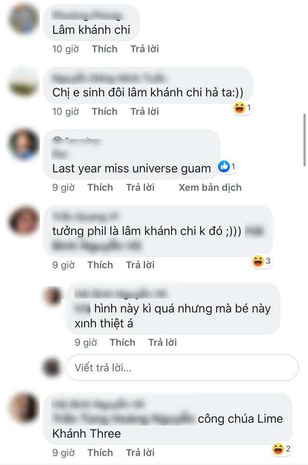 Mỹ nhân Philippine vừa tới Nhật thi Hoa hậu Quốc tế, netizen Việt xôn xao bàn tán vì quá giống... Lâm Khánh Chi - Ảnh 2.