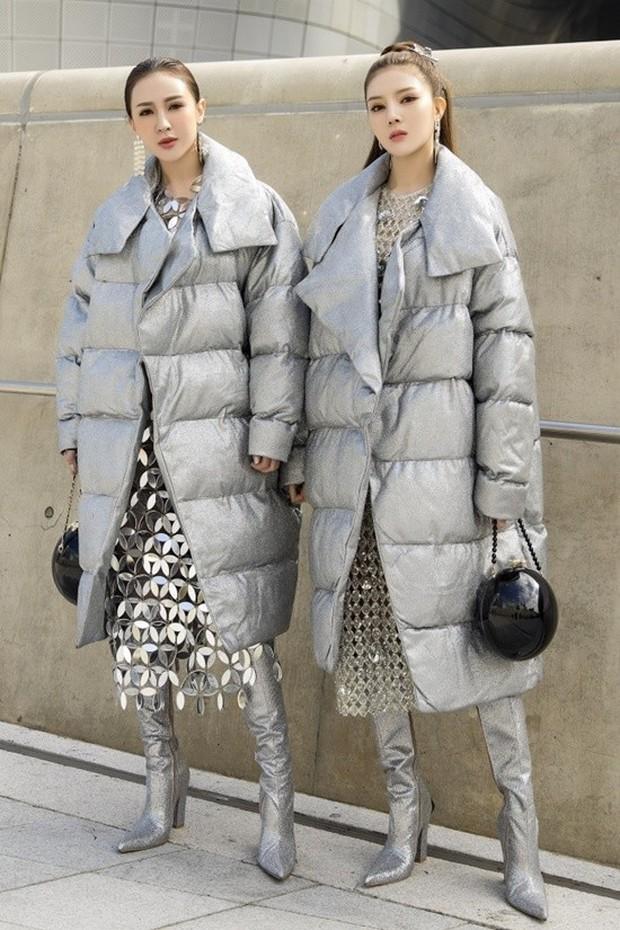 Tuần lễ thời trang Seoul: Đẳng cấp và sôi động - Ảnh 4.