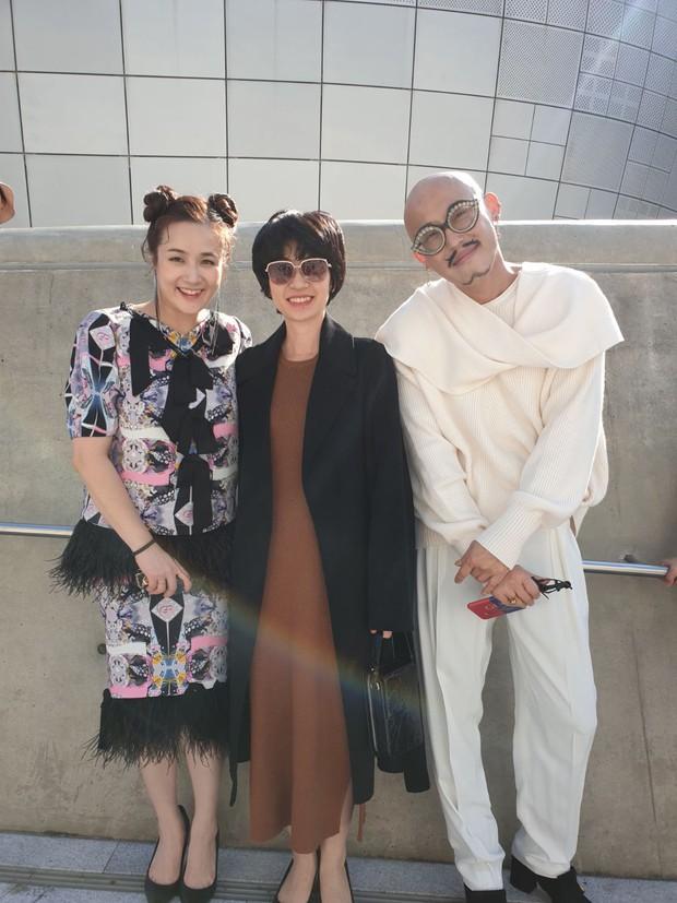 Tuần lễ thời trang Seoul: Đẳng cấp và sôi động - Ảnh 5.