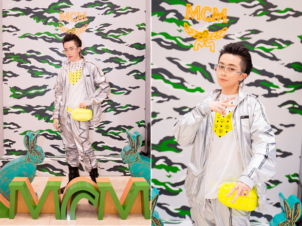 """Gil Lê, Hoàng Yến Chibi, Đức Phúc, Emma Lê """"cực chất"""" mừng MCM ra mắt BST Thu Đông tại Takashimaya - Ảnh 10."""