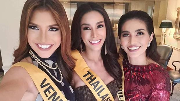 Soi cận nhan sắc và thần thái hút hồn của mỹ nhân Venezuela 10x vừa đăng quang Hoa hậu Hoà bình - Ảnh 6.