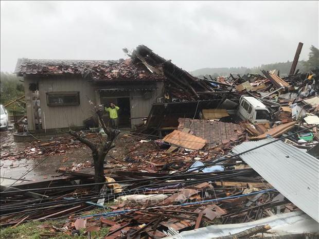 Hàng chục người thiệt mang, mất tích vì mưa bão tại Ai Cập, Nhật Bản  - Ảnh 1.