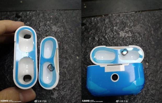 AirPods Pro lộ ảnh hộp đựng lạ chưa từng thấy, màu Midnight Green y hệt iPhone 11 Pro - Ảnh 2.