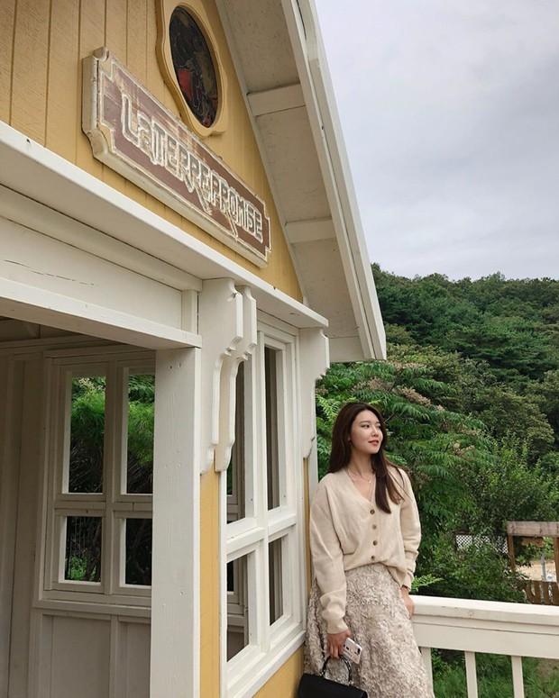 Sooyoung có 3 cách mặc cardigan tuyệt xinh, bạn mà áp dụng thì mỗi lần diện cardigan là một lần tỏa sáng - Ảnh 12.