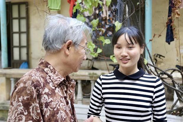 Hoàn thành chương trình đại học chỉ 3,5 năm, cô gái khiếm thị trở thành thủ khoa - Ảnh 3.