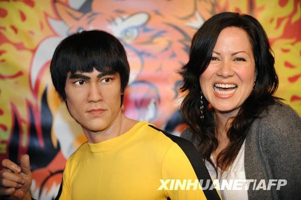 Con gái Lý Tiểu Long: Quyết làm diễn viên hành động, thực hiện giấc mơ dang dở của bố và anh - Ảnh 9.