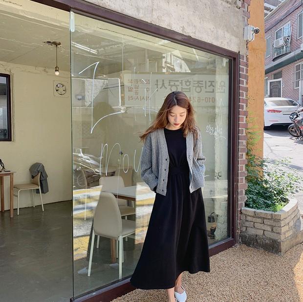 Sooyoung có 3 cách mặc cardigan tuyệt xinh, bạn mà áp dụng thì mỗi lần diện cardigan là một lần tỏa sáng - Ảnh 8.