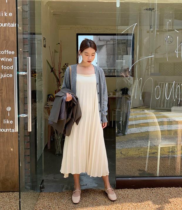 Sooyoung có 3 cách mặc cardigan tuyệt xinh, bạn mà áp dụng thì mỗi lần diện cardigan là một lần tỏa sáng - Ảnh 9.
