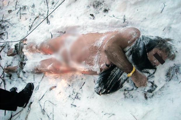 Vụ 39 thi thể trong container: Tại sao rất nhiều nạn nhân không mặc quần áo khi xe lạnh đến âm 25 độ C? - Ảnh 2.