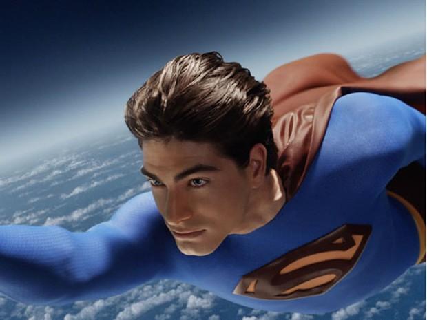 Ngất xỉu trước Superman phiên bản Brandon Routh: Diện đồ body ôm sát vẫn múi cuồn cuộn xuất sắc như ngày nào - Ảnh 7.