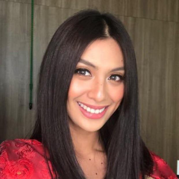 Mỹ nhân Philippine vừa tới Nhật thi Hoa hậu Quốc tế, netizen Việt xôn xao bàn tán vì quá giống... Lâm Khánh Chi - Ảnh 6.
