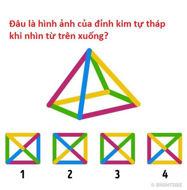 Nếu muốn tăng IQ, rèn luyện tư duy thì bạn ngại gì không giải ngay 10 câu đố này! - Ảnh 10.