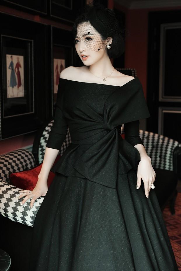 Dàn Hoa hậu, Á hậu hot nhất nhì Vbiz váy áo lộng lẫy, đụng độ bất phân thắng bại trong một khung hình - Ảnh 9.