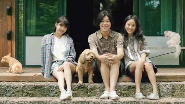 Không chỉ sáng tác cho Sulli, IU còn có rất nhiều bài hát hay viết tặng các  nàng thơ nổi tiếng, gồm cả Lee Hyori đến nữ diễn viên Vì sao đưa anh tới - Ảnh 1.