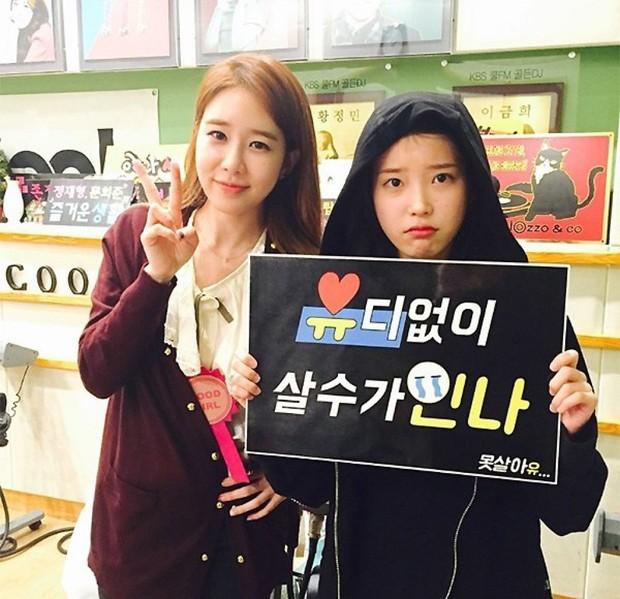 Không chỉ sáng tác cho Sulli, IU còn có rất nhiều bài hát hay viết tặng các  nàng thơ nổi tiếng, gồm cả Lee Hyori đến nữ diễn viên Vì sao đưa anh tới - Ảnh 7.