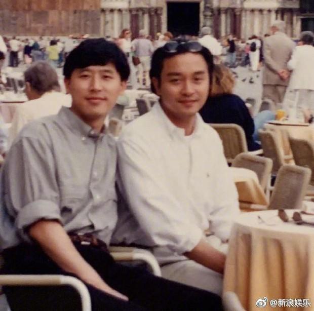 Fan rơi nước mắt vì Đường Hạc Đức bất ngờ xuất hiện ở Thượng Hải, làm điều đặc biệt vì nhớ Trương Quốc Vinh - Ảnh 4.