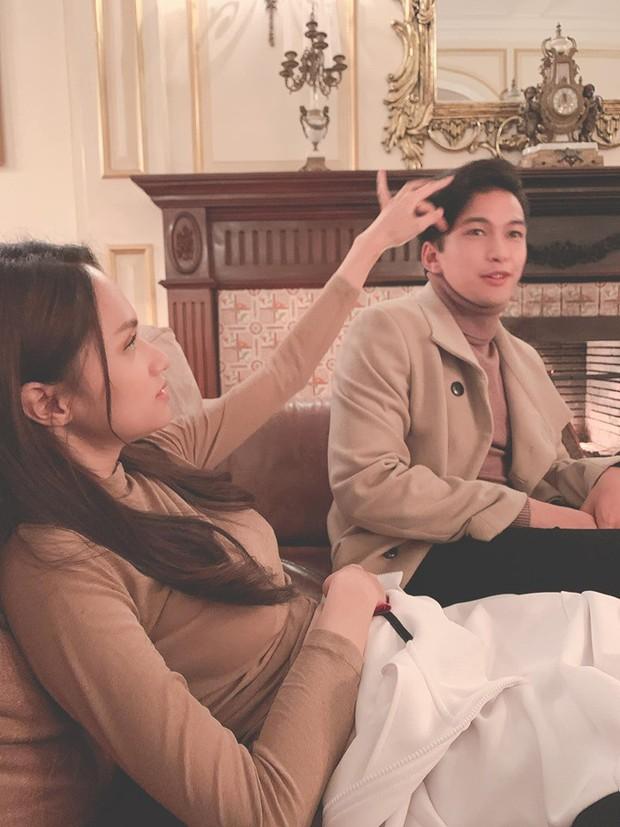 Hương Giang và K-ICM bất ngờ thả thính nhau trên mọi mặt trận, nghi vấn một màn collab cho phần 3 đầy drama của #ADODDA? - Ảnh 1.