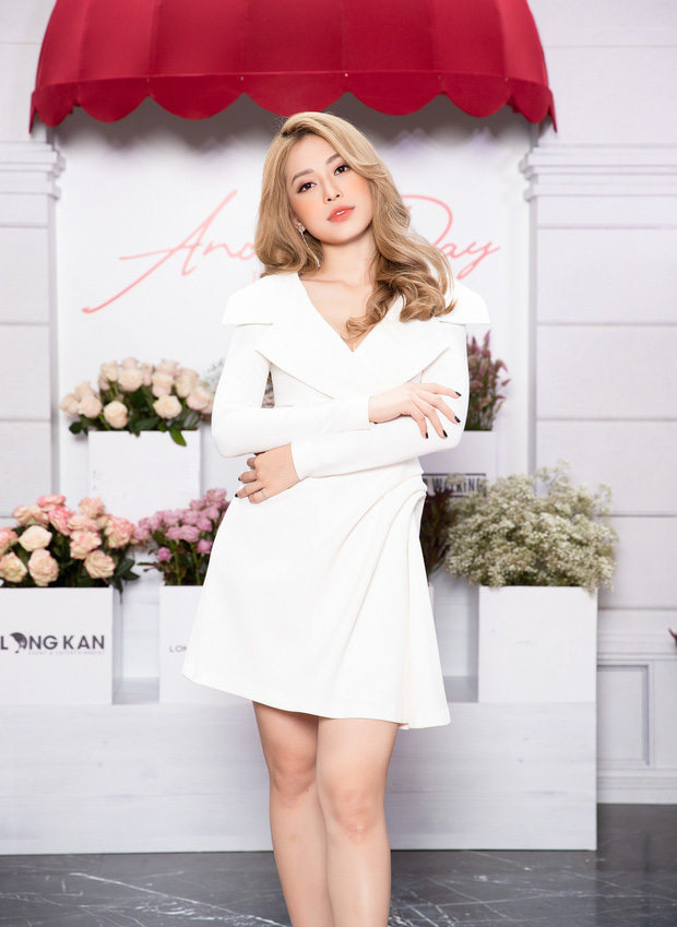 Dàn Hoa hậu, Á hậu hot nhất nhì Vbiz váy áo lộng lẫy, đụng độ bất phân thắng bại trong một khung hình - Ảnh 17.