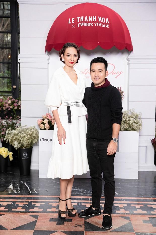 Dàn Hoa hậu, Á hậu hot nhất nhì Vbiz váy áo lộng lẫy, đụng độ bất phân thắng bại trong một khung hình - Ảnh 18.