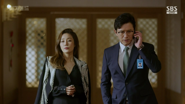 Vagabond tập 12: Lee Seung Gi đi bão theo kiểu chạy vào nhà xác, xúc động với tường người chắn đạn - Ảnh 6.