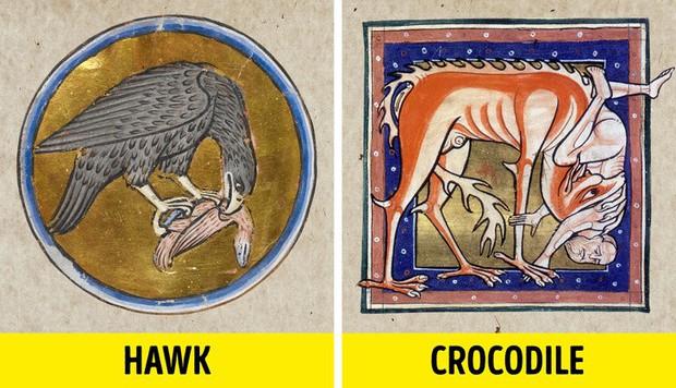 Không chỉ có giá trị nghệ thuật, 6 bức tranh này còn hé lộ sự thật đáng kinh ngạc về thế giới ngày xưa - Ảnh 2.