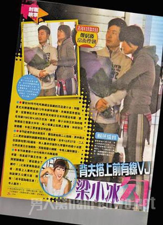 Lương Tiểu Băng - Chúc Anh Đài kinh điển nhất màn ảnh: Cuộc hôn nhân gần 20 năm đầy những khó khăn nhưng hạnh phúc bên Mã Văn Tài Trần Gia Huy - Ảnh 13.