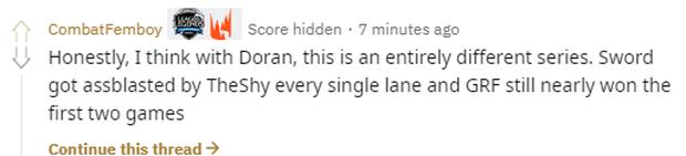 Fan quốc tế hả hê khi chứng kiến Sword thất bại: Với Sword thì Griffin chẳng khác nào đang chơi 4vs6 - Ảnh 4.