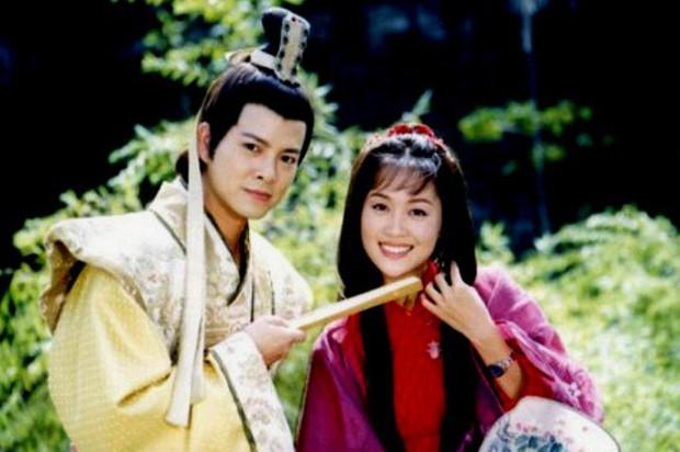Lương Tiểu Băng - Chúc Anh Đài kinh điển nhất màn ảnh: Cuộc hôn nhân gần 20 năm đầy những khó khăn nhưng hạnh phúc bên Mã Văn Tài Trần Gia Huy - Ảnh 10.