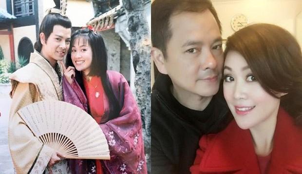 Lương Tiểu Băng - Chúc Anh Đài kinh điển nhất màn ảnh: Cuộc hôn nhân gần 20 năm đầy những khó khăn nhưng hạnh phúc bên Mã Văn Tài Trần Gia Huy - Ảnh 11.