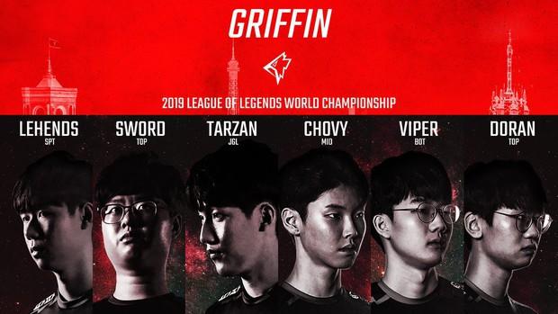 Fan quốc tế hả hê khi chứng kiến Sword thất bại: Với Sword thì Griffin chẳng khác nào đang chơi 4vs6 - Ảnh 10.