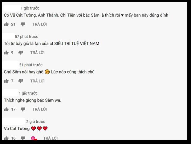 Cư dân mạng sau khi xem tập mở màn Siêu trí tuệ Việt Nam: Ngưỡng mộ, nổi da gà, tự hào và xúc động! - Ảnh 6.