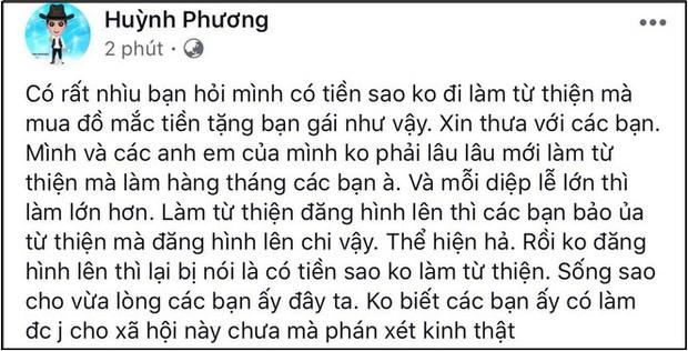 """Sao nam Vbiz ra mặt đối đáp antifan bảo vệ một nửa: Trấn Thành cực """"đanh thép"""" nhưng Rocker Nguyễn còn gắt hơn - Ảnh 4."""