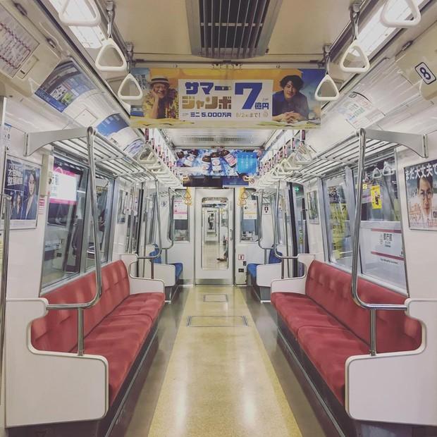 Những hình ảnh cho thấy Nhật Bản là đất nước đến từ… năm 3000, bảo sao khách du lịch khắp nơi đều mong được đến đây - Ảnh 12.