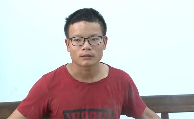 Khởi tố thanh niên quỵt tiền mua dâm, đâm trọng thương nhân viên cắt tóc và cụ bà 71 tuổi - Ảnh 1.