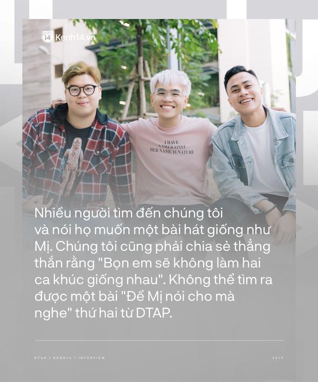 DTAP - hit maker đằng sau album Hoàng: từng gửi Để Mị nói cho mà nghe cho nhiều ca sĩ suốt 4 tháng, kể chuyện Hoàng Thùy Linh bật khóc, nhảy cẫng khi nghe demo - Ảnh 7.