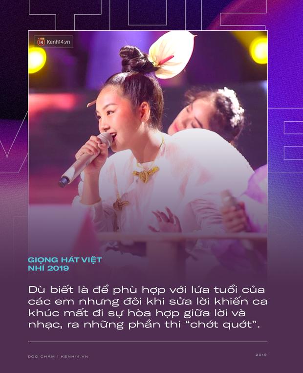Giọng hát việt nhí 2019 và sự bất mãn đêm chung kết: Cuộc thi âm nhạc của trẻ con và những người lớn tánh kỳ - Ảnh 4.
