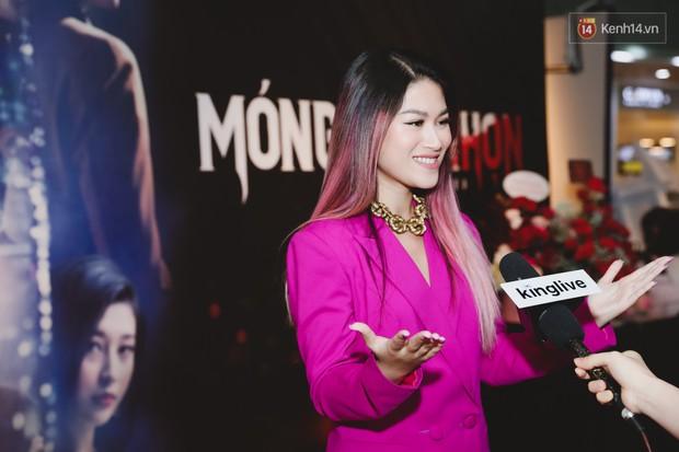 Ngọc Thanh Tâm chuyển thể tình ái đại gia Cao Toàn Mỹ và hoa hậu Phương Nga thành web drama Móng Tay Nhọn - Ảnh 3.
