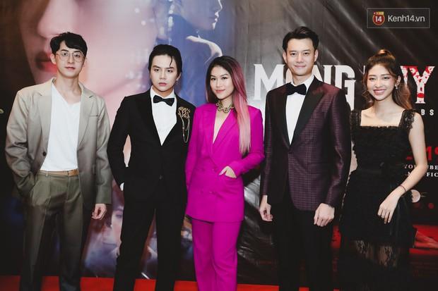 Ngọc Thanh Tâm chuyển thể tình ái đại gia Cao Toàn Mỹ và hoa hậu Phương Nga thành web drama Móng Tay Nhọn - Ảnh 8.
