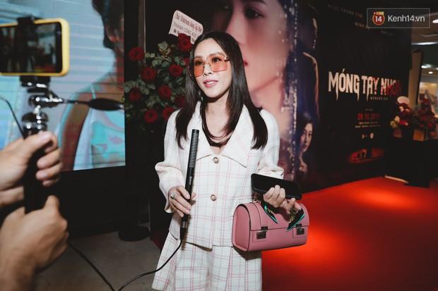 Ngọc Thanh Tâm chuyển thể tình ái đại gia Cao Toàn Mỹ và hoa hậu Phương Nga thành web drama Móng Tay Nhọn - Ảnh 11.