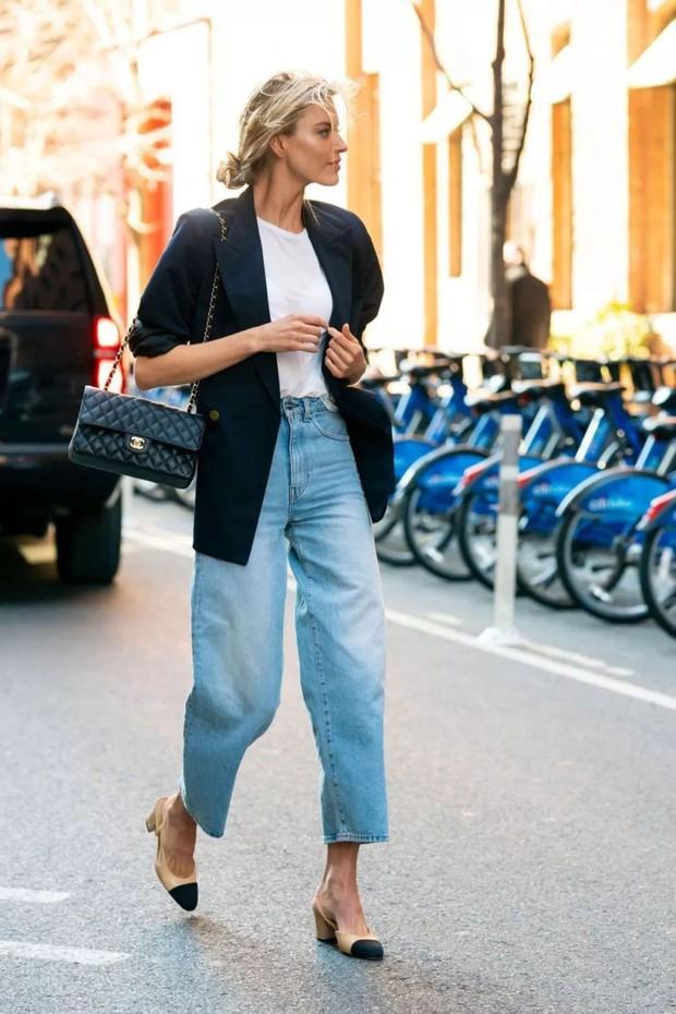3 mẫu quần jeans bạn nên tậu gấp để luôn ghi điểm mặc đẹp mùa lạnh này - Ảnh 4.