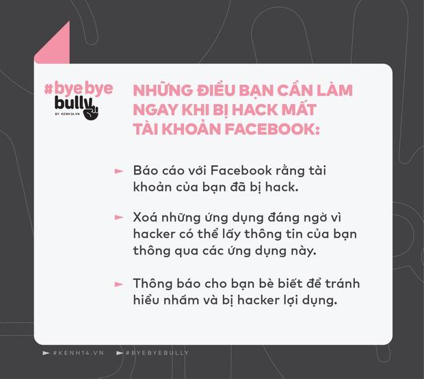Loạt hot girl khốn khổ vì bị hack tài khoản MXH: Đây cũng là một hình thức cyber bully mà ít ai biết!  - Ảnh 11.
