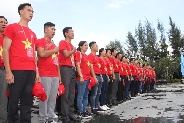 Hành trình tôi yêu tổ quốc tôi 2019: Thanh niên Khánh Hòa truyền lửa tình yêu quê hương, biển đảo - Ảnh 1.