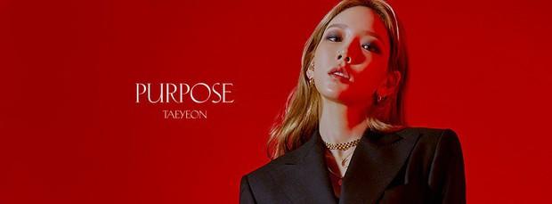 Album Purpose: U tối, bất ngờ và thể hiện đẳng cấp vocalist hàng đầu KPOP của Taeyeon - Ảnh 5.
