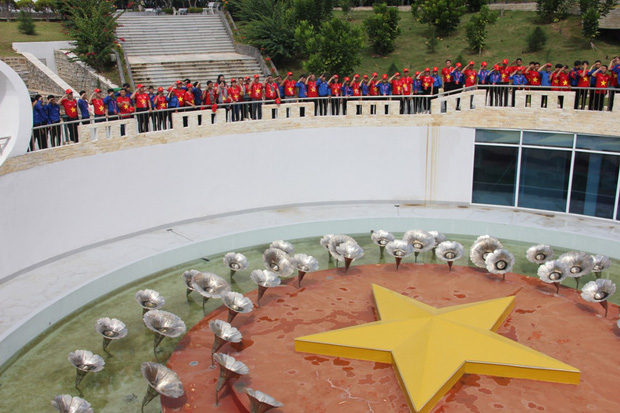 Hành trình tôi yêu tổ quốc tôi 2019: Thanh niên Khánh Hòa truyền lửa tình yêu quê hương, biển đảo - Ảnh 4.