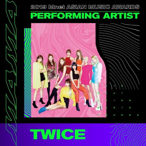 Dàn nghệ sĩ đầu tiên xác nhận tham gia MAMA 2019, có cả TWICE lẫn IZ*ONE thì không sợ ế vé so với Tokyo Dome của BLACKPINK rồi! - Ảnh 4.