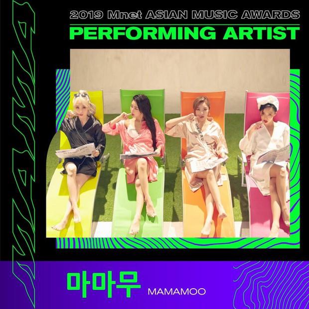 Dàn nghệ sĩ đầu tiên xác nhận tham gia MAMA 2019, có cả TWICE lẫn IZ*ONE thì không sợ ế vé so với Tokyo Dome của BLACKPINK rồi! - Ảnh 2.