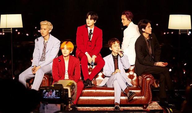EXO-SC khoe vũ đạo bài mới của EXO nhưng sợ nhân vật quyền lực mắng nên chỉ nhá hàng một ít khiến fan tiếc nuối - Ảnh 2.